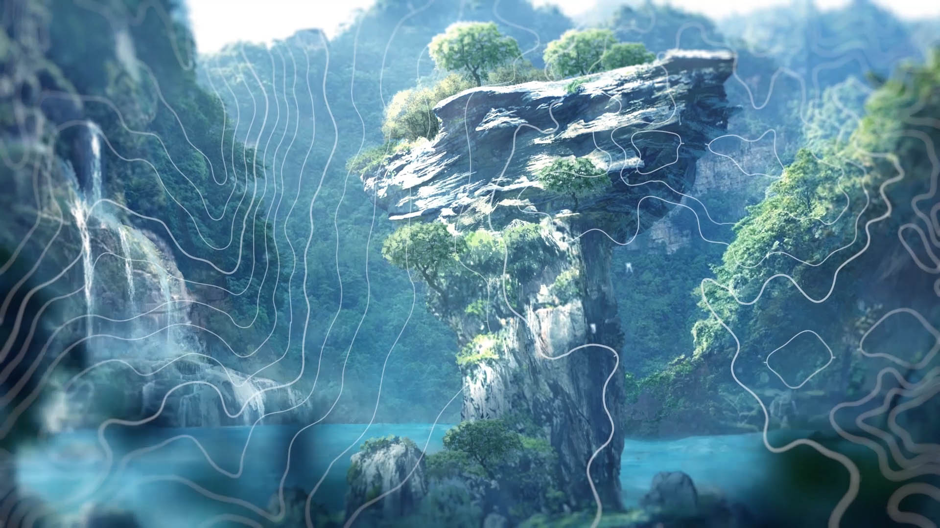 Seven Lions:Horizon Tour - animation