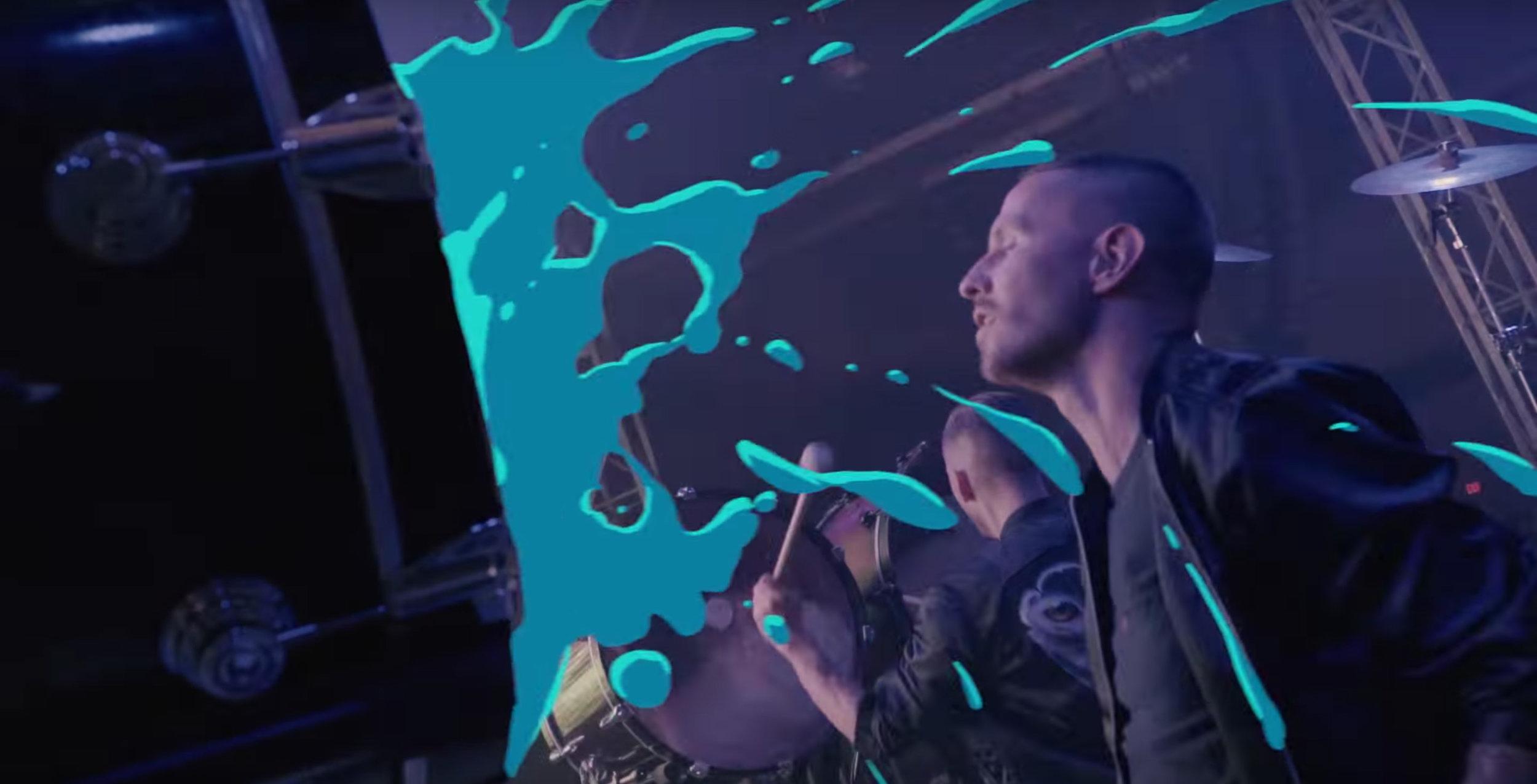 Galantis: Pillow Fight - music video
