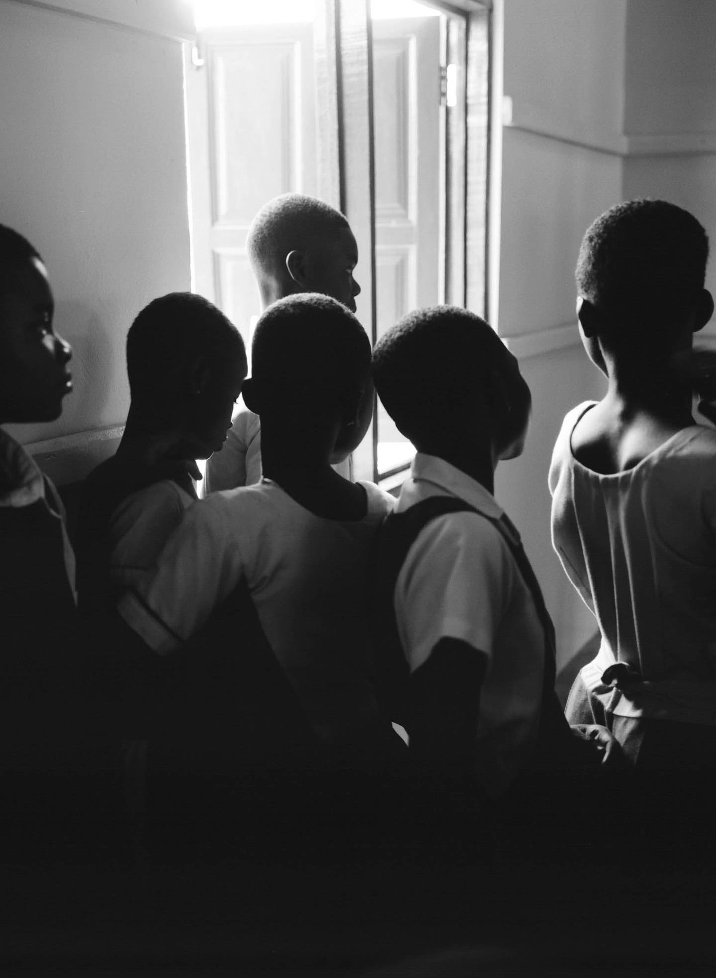 Melyssa Griffin x Pencils of Promise: Uplifting Ghana's educational system. Documentary by MOSSS