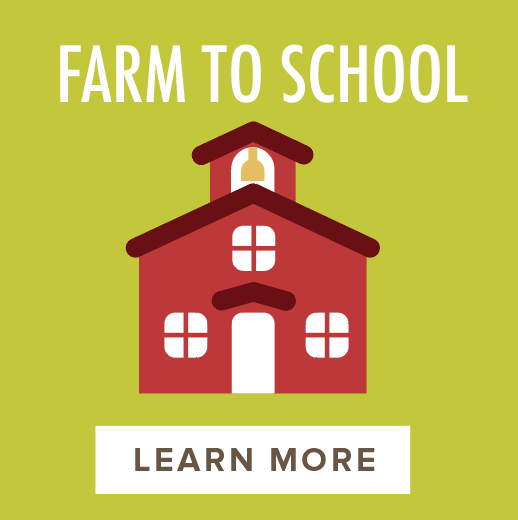 Farm to School - 4,628 K-12 Schools in New England600 School Gardens16% of total annual budget spend on local food