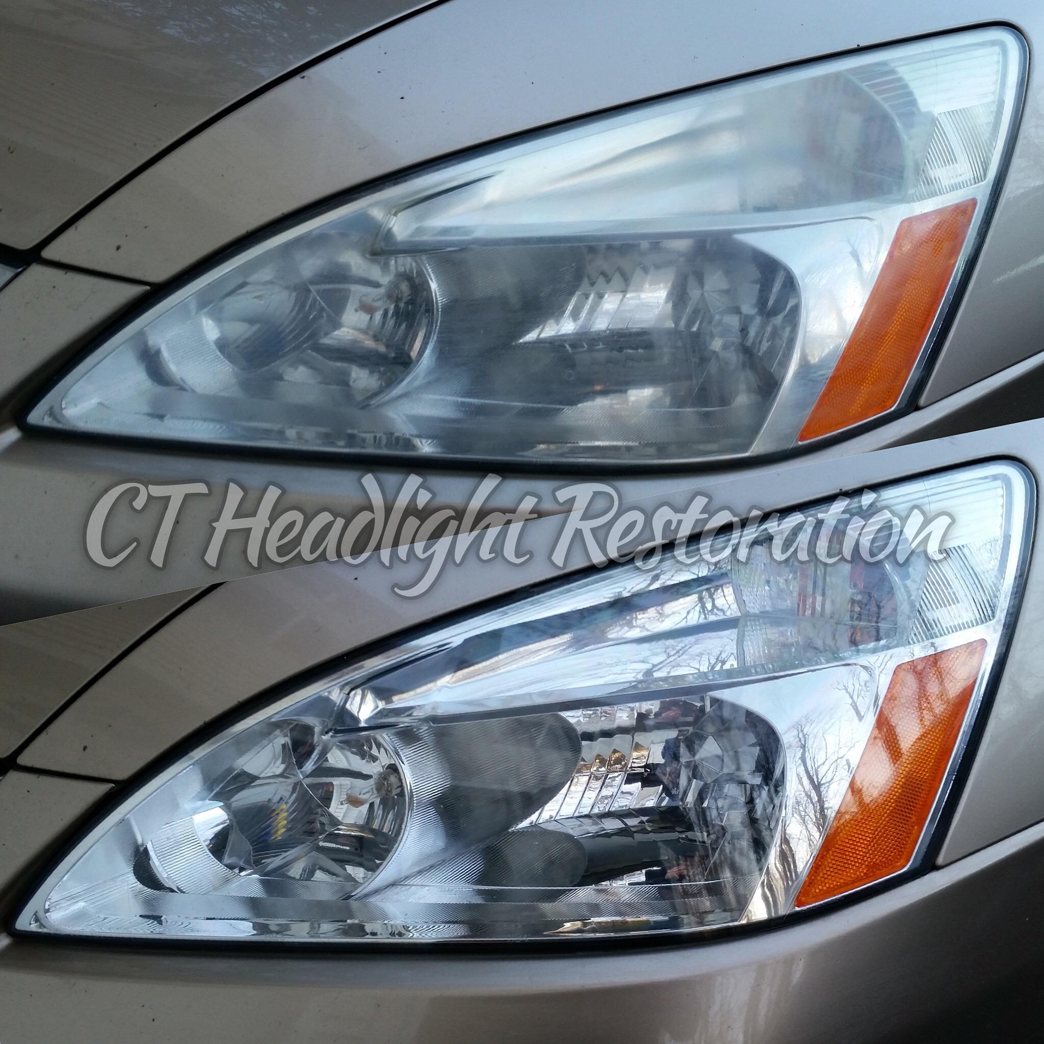 Connecticut Headlight Restoration Honda Accord.JPG