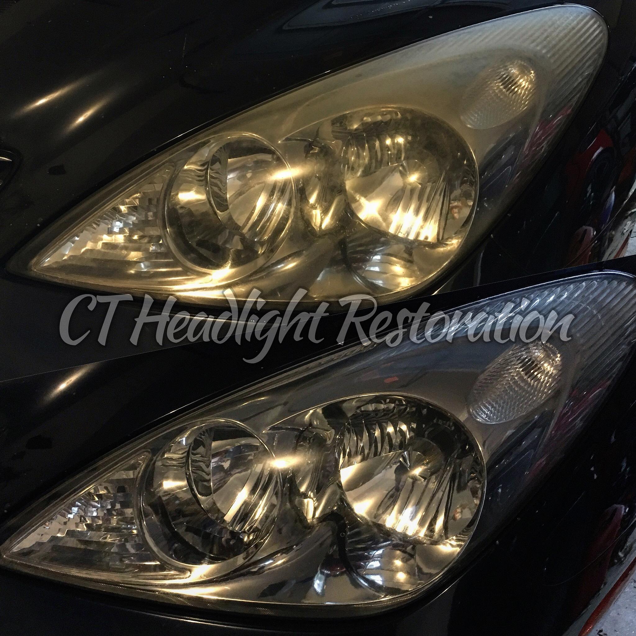 CT Headlight Restoration Lexus ES.JPG
