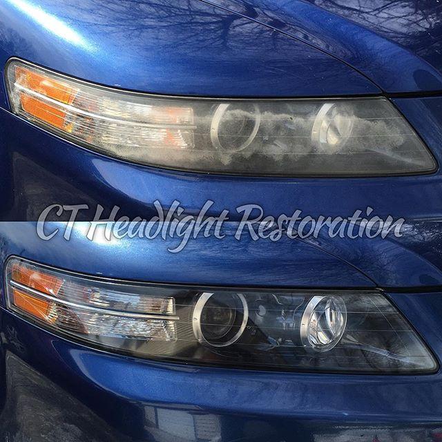 Acura TL Foggy Headlight Restoration.jpg