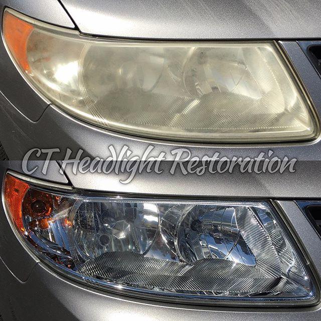 Foggy Headlight Restoration Saab.jpg