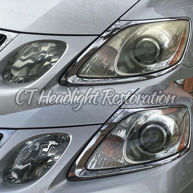 Lexus GSHeadlight Restoration CT.jpg