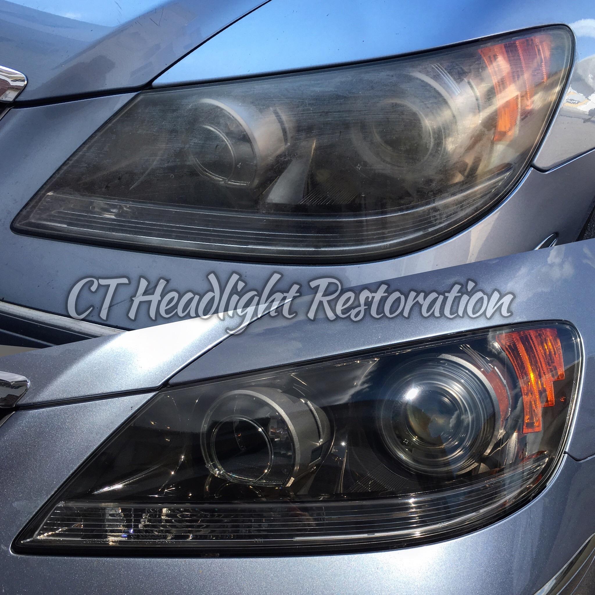 Acura RL CT Headlight Retoration.jpg