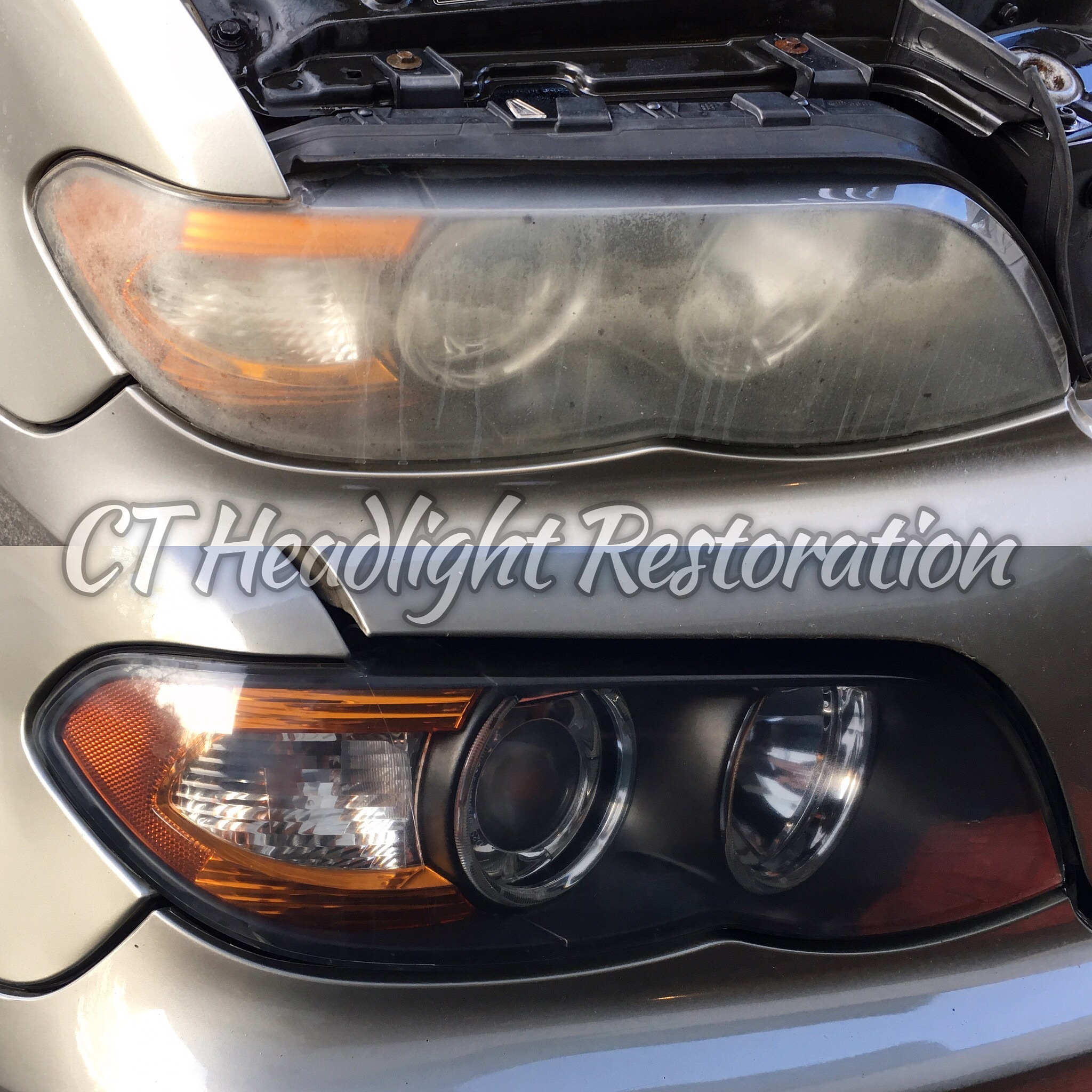 BMW X5 New York Headlight Restoration CT.jpg