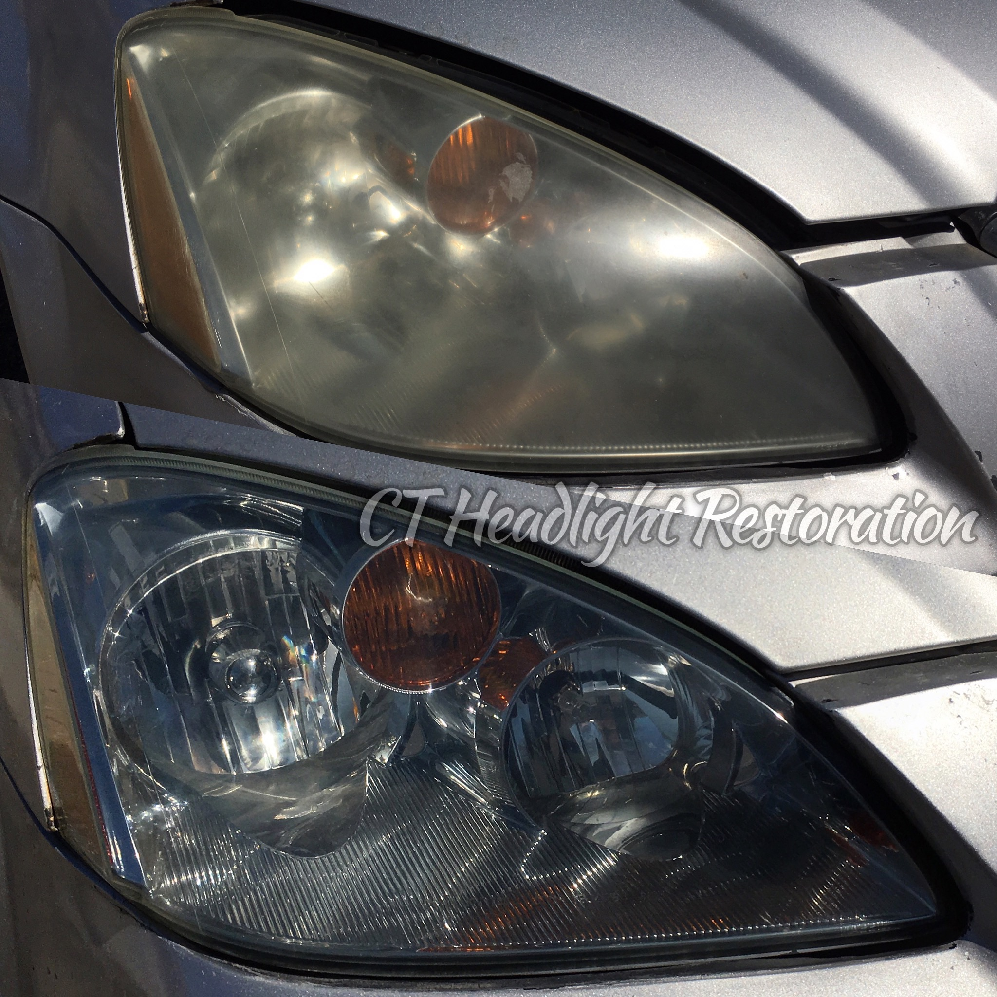 Nissan Altima Foggy Headlight Restoration.jpg