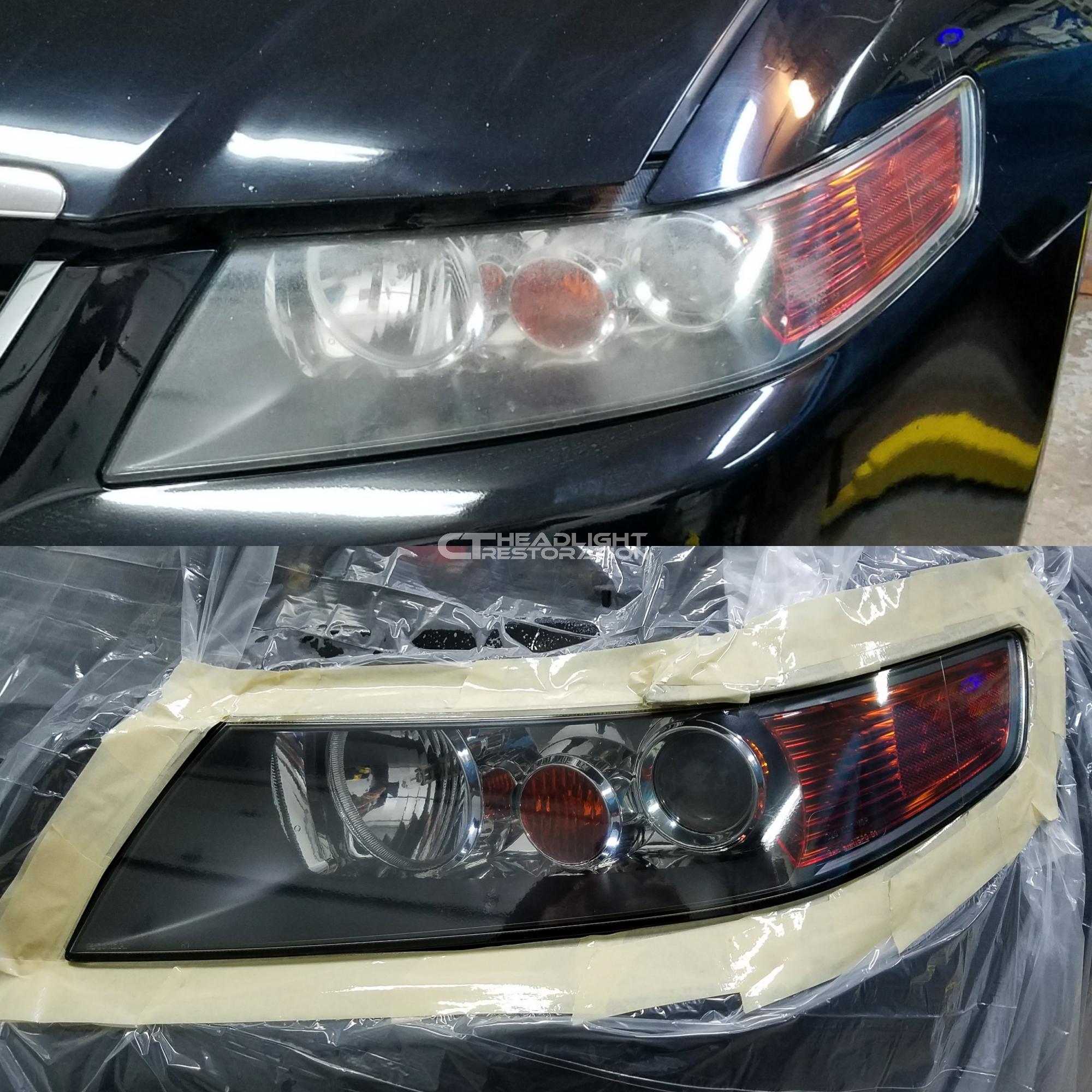 CT Headlight Restoration