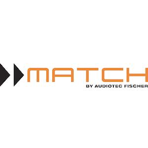 MATCH | Audiotec Fischer