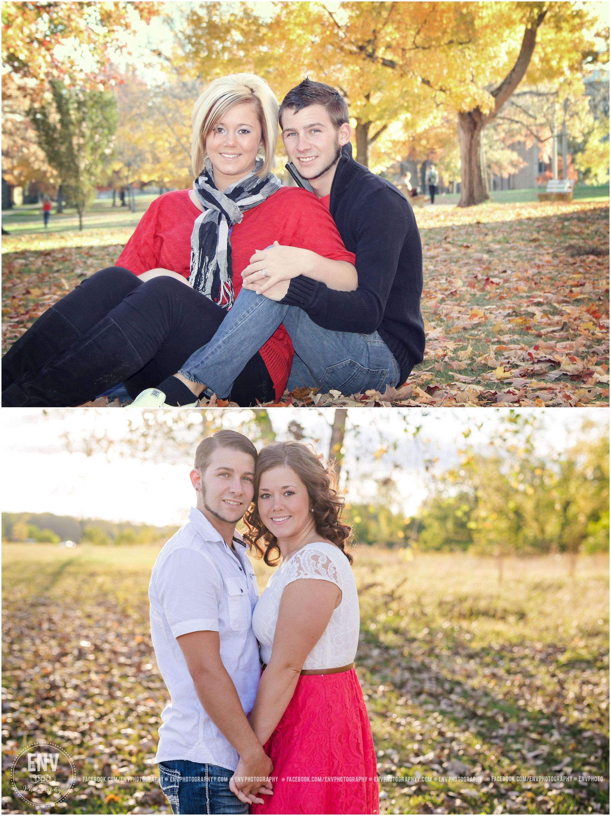 TOP IMAGE: Fall 2013  BOTTOM IMAGE: Fall 2015