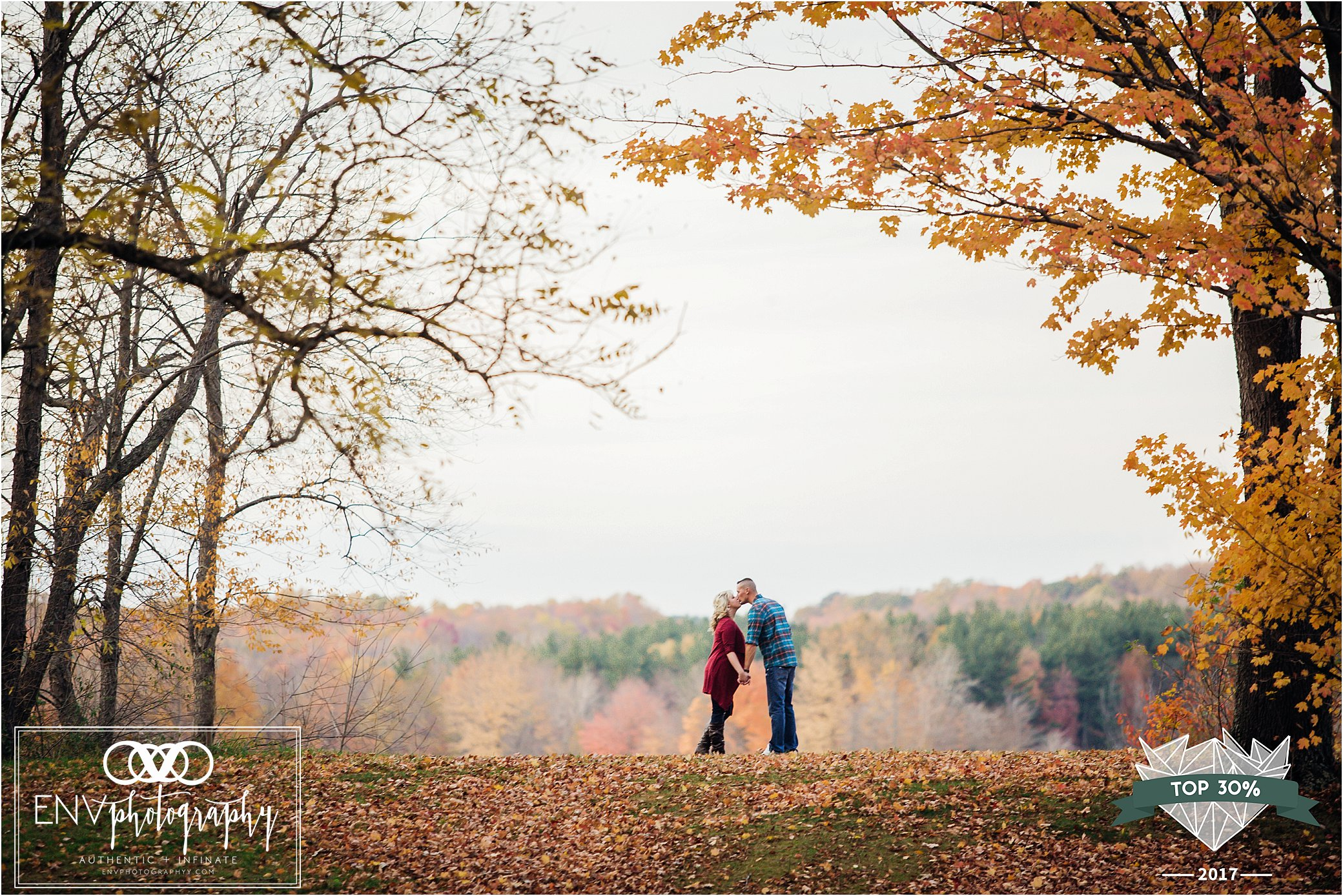Mansfield Engagement Session