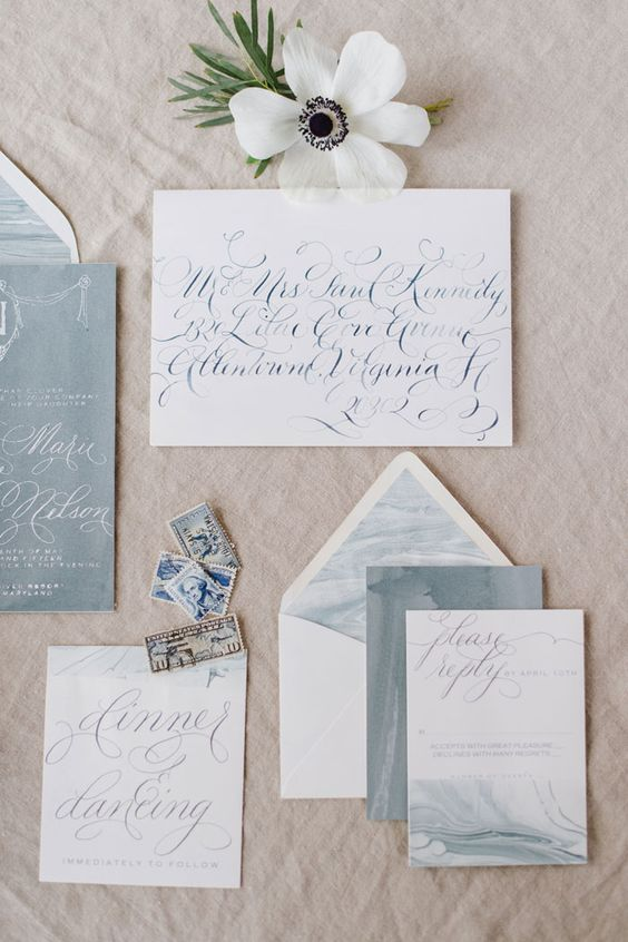 Pantone Wedding Inspiration