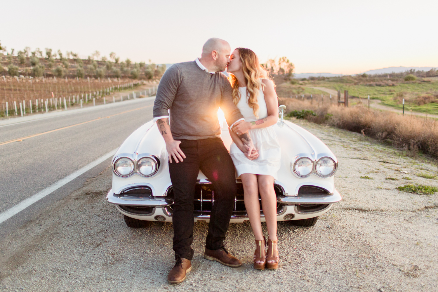 Temecula Wine Country Engagement Session