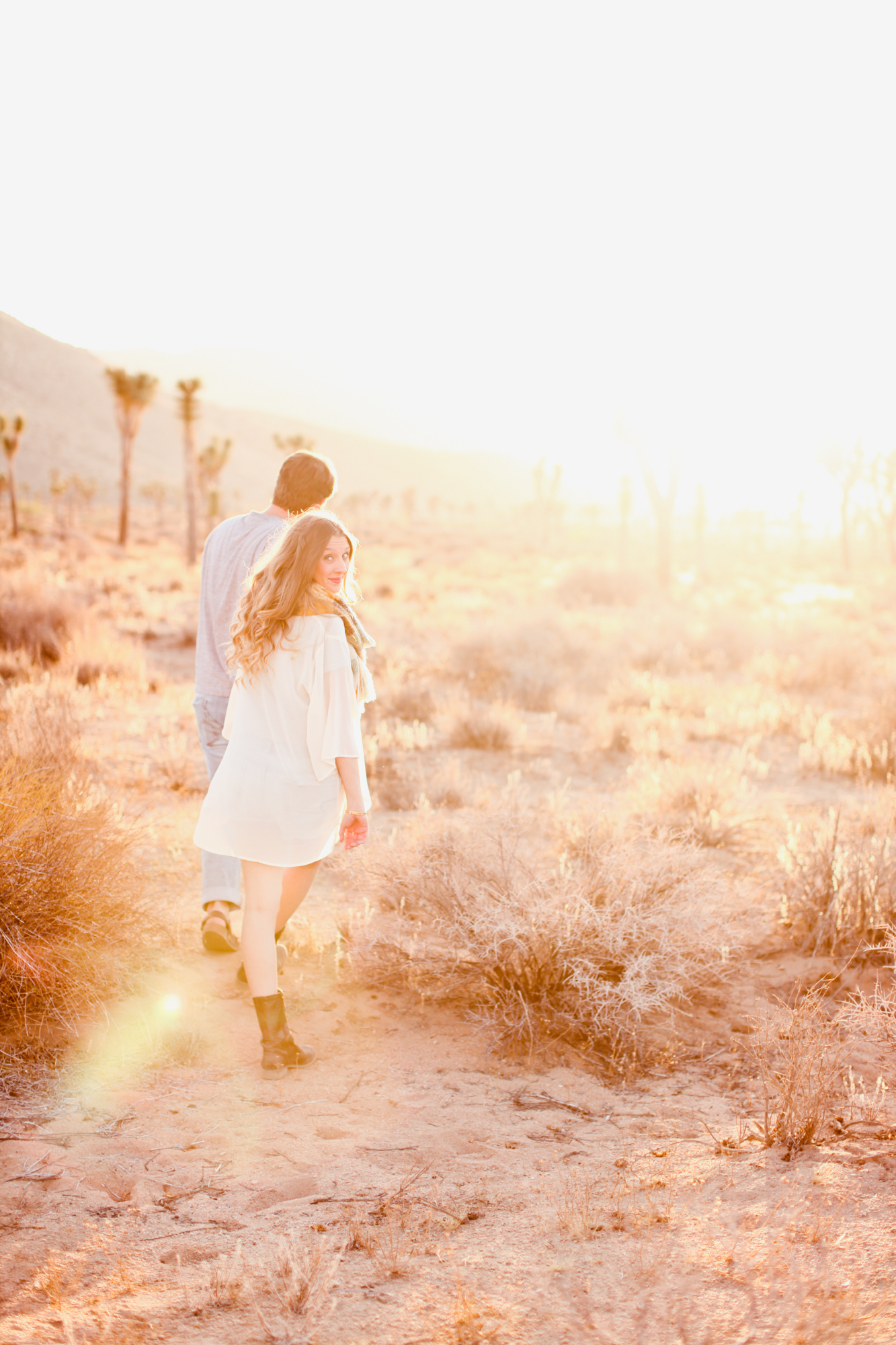 Lovisa Photo- Engagement Photography- Joshua Tree, California- Palm Springs