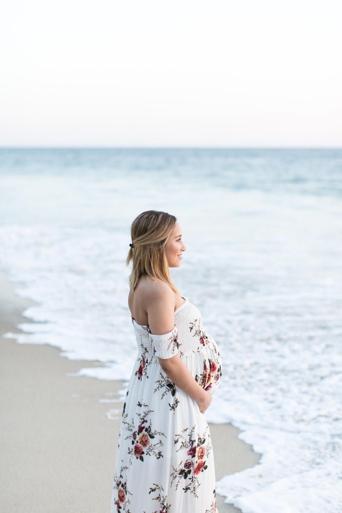 Laguna Beach Maternity Session