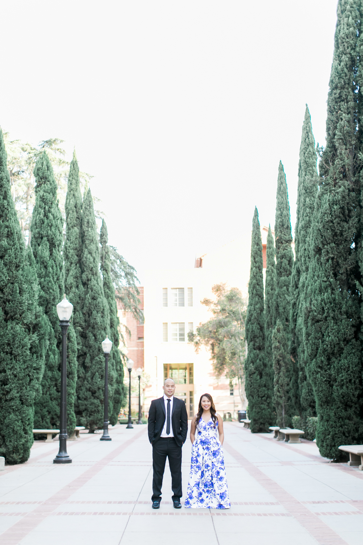 UCLA Engagement Session