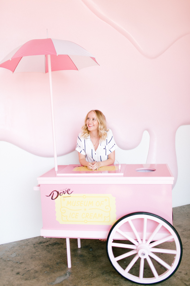 Museum of Ice Cream- Los Angeles