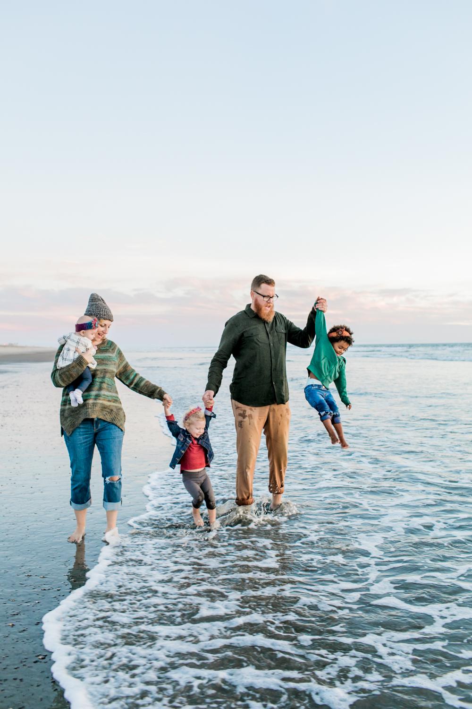 Huntington Beach Family Photography- Bolsa Chica