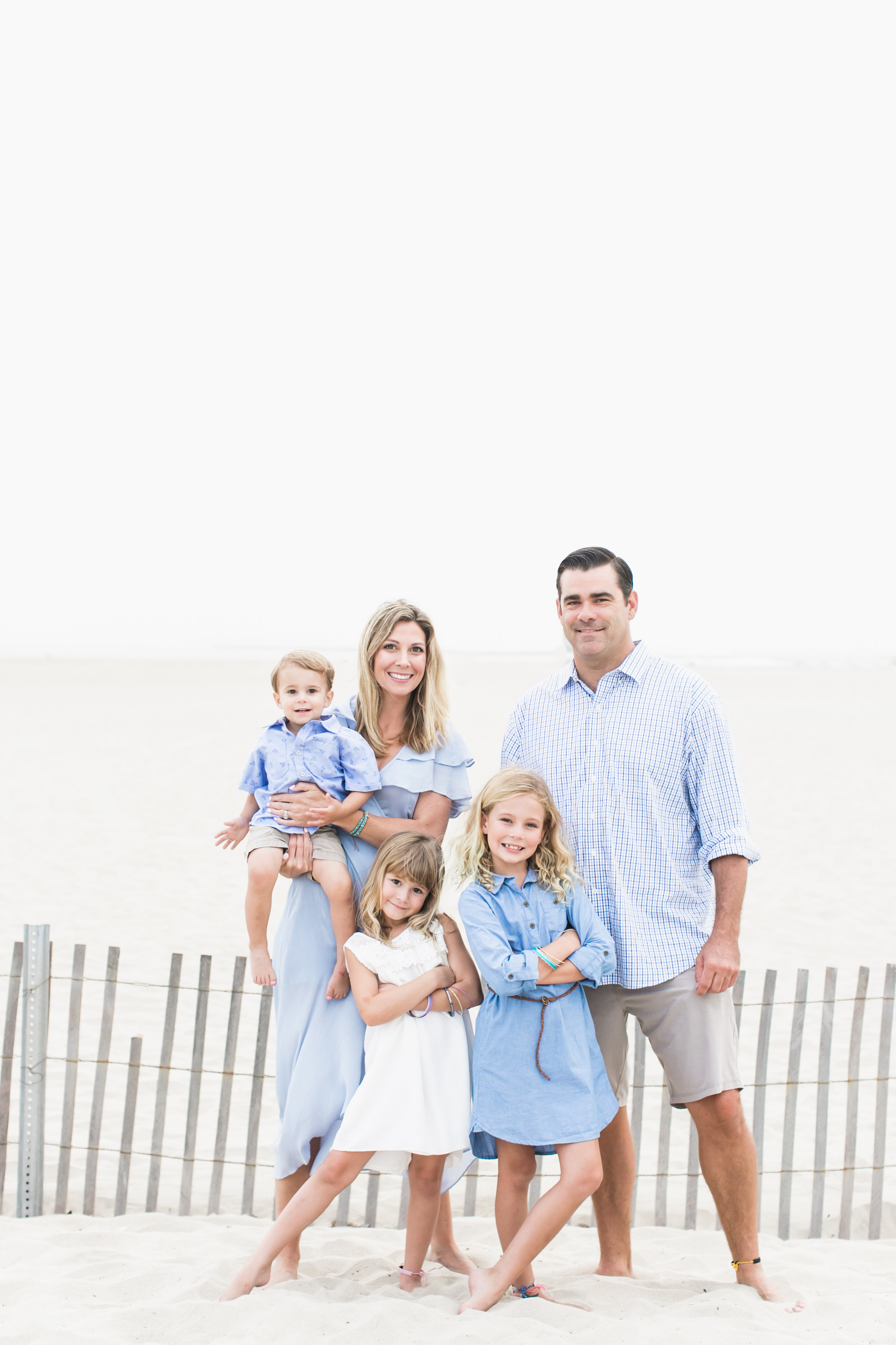Orange County Holiday Mini Session at Seal Beach Pier