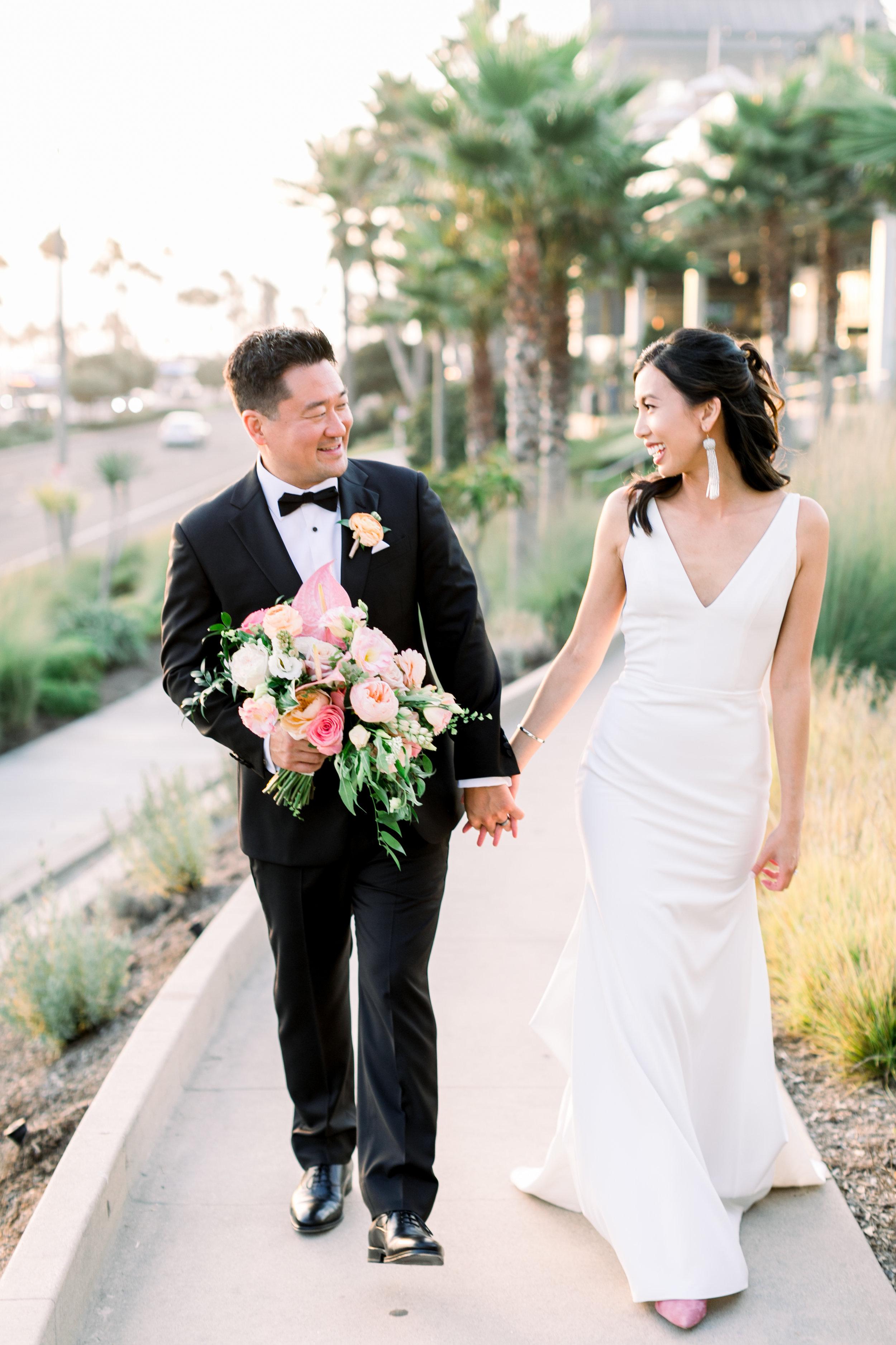 Pasea Hotel Huntington Beach Wedding Photographer
