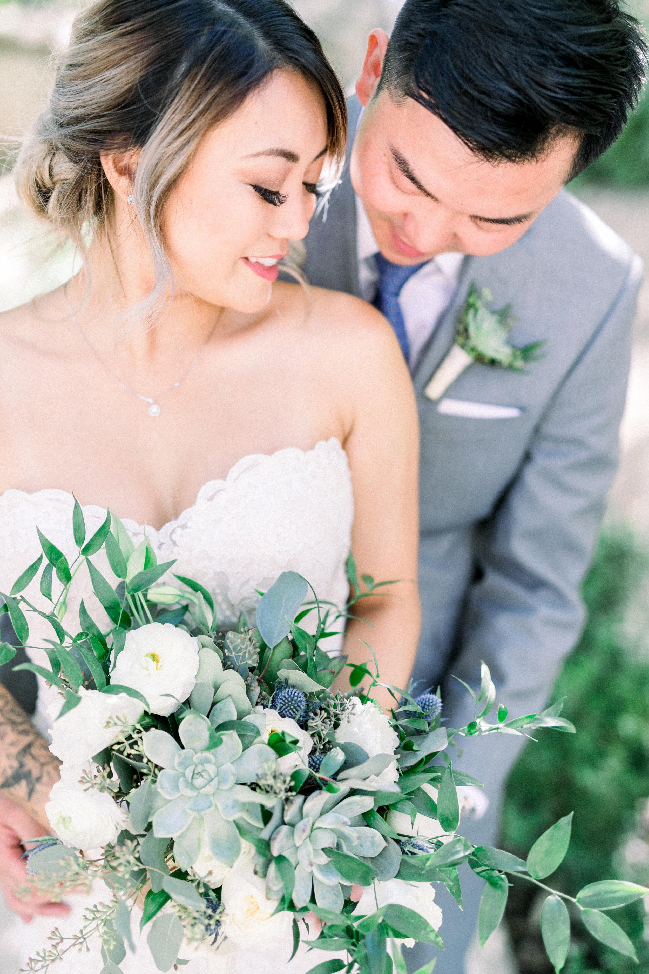 Calamigos Ranch Wedding- Oak Room- Wedding Photographer