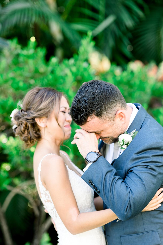 Paradise Cove Wedding- Oahu, Hawaii
