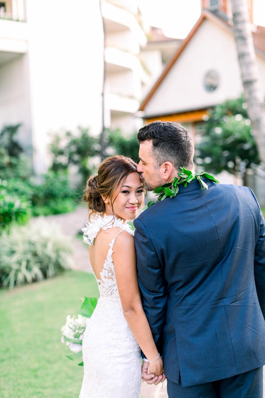 Four Seasons Oahu Wedding- Ko Olina, Hawaii