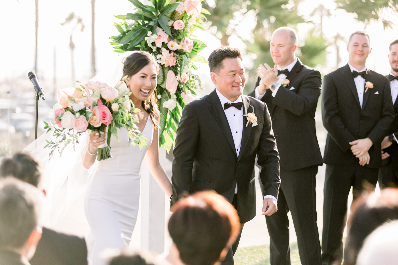 Huntington Beach Wedding at the Pasea Hotel