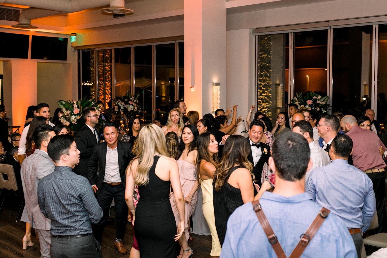 Pasea Hotel Wedding in Huntington Beach