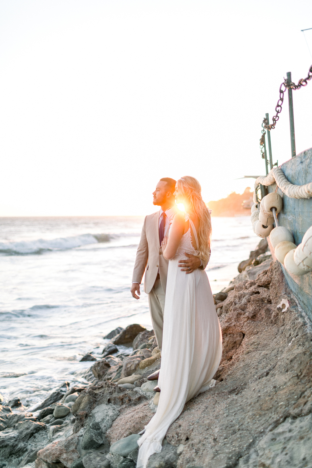 Cypress Sea Cove Malibu Wedding