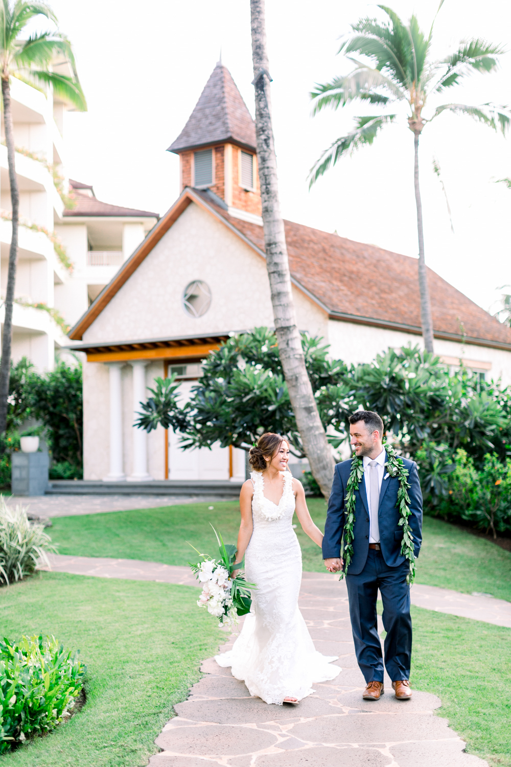 Four Seasons Oahu Wedding