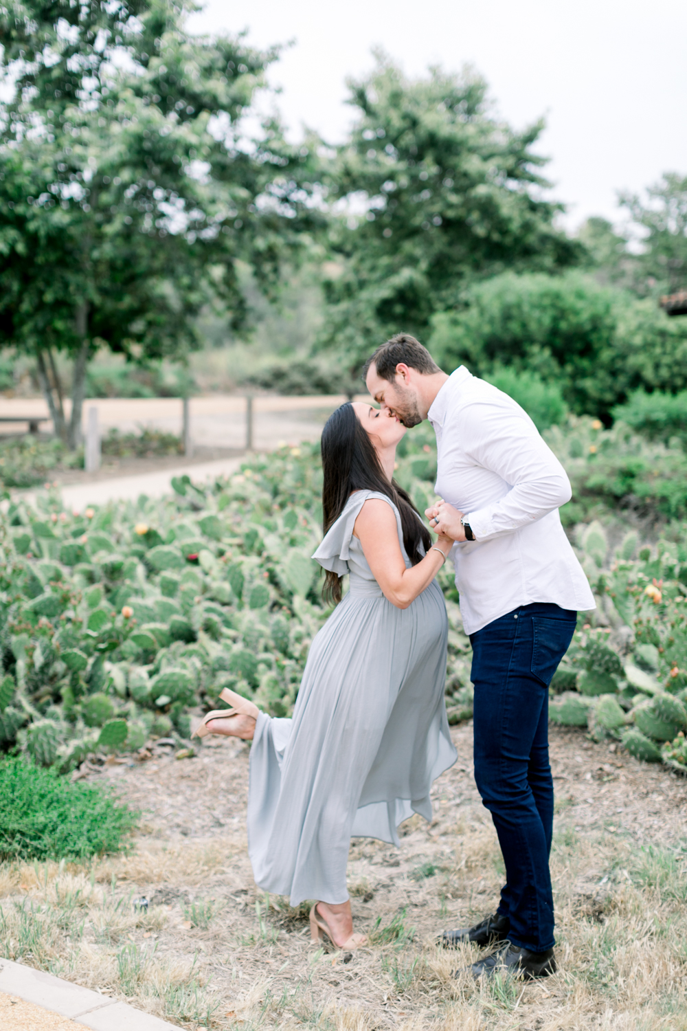 Bommer Canyon Maternity Photos