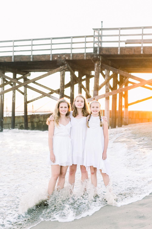 Seal Beach Pier Family Photos - Orange County, Ca