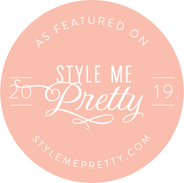 Style Me Pretty- Wedding Feature