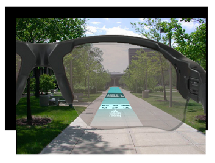 Adidas Reality Glasses