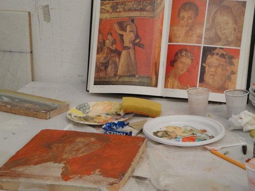 Art School In Bosa Sardinia