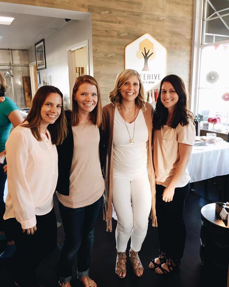 This year I have met some amazing local Mom Bosses!!! Melanie from Fit4Moms, Megan from Mesa Studios, and Lori from Lori Baskin Photography. These are the best of the best, they care so much about their businesses, their families, the Columbus community, and supporting other mom bosses.