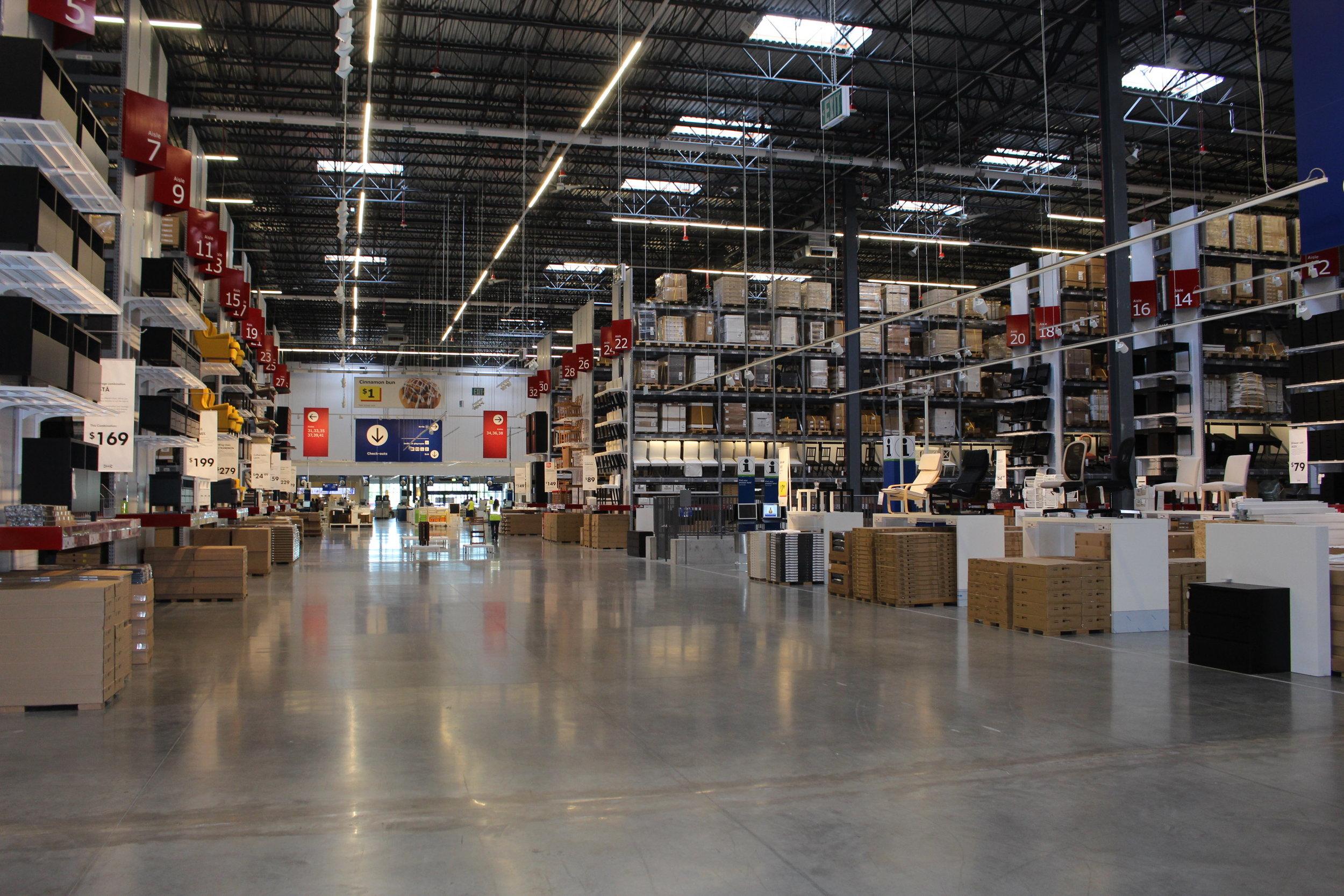 IKEA OPENS IN COLUMBUS -