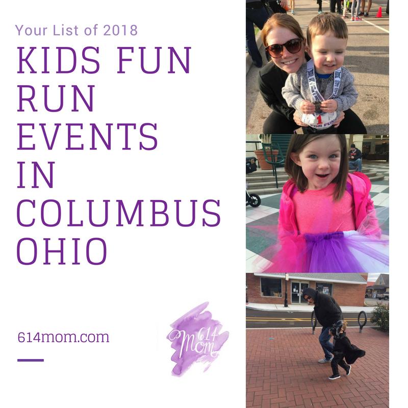 Kids Fun Run Columbus