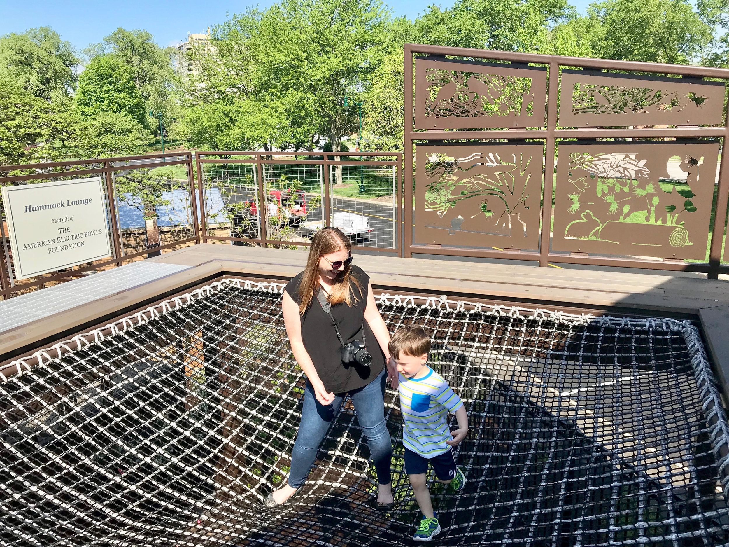 mother son dates franklin park conservatory columbus ohio