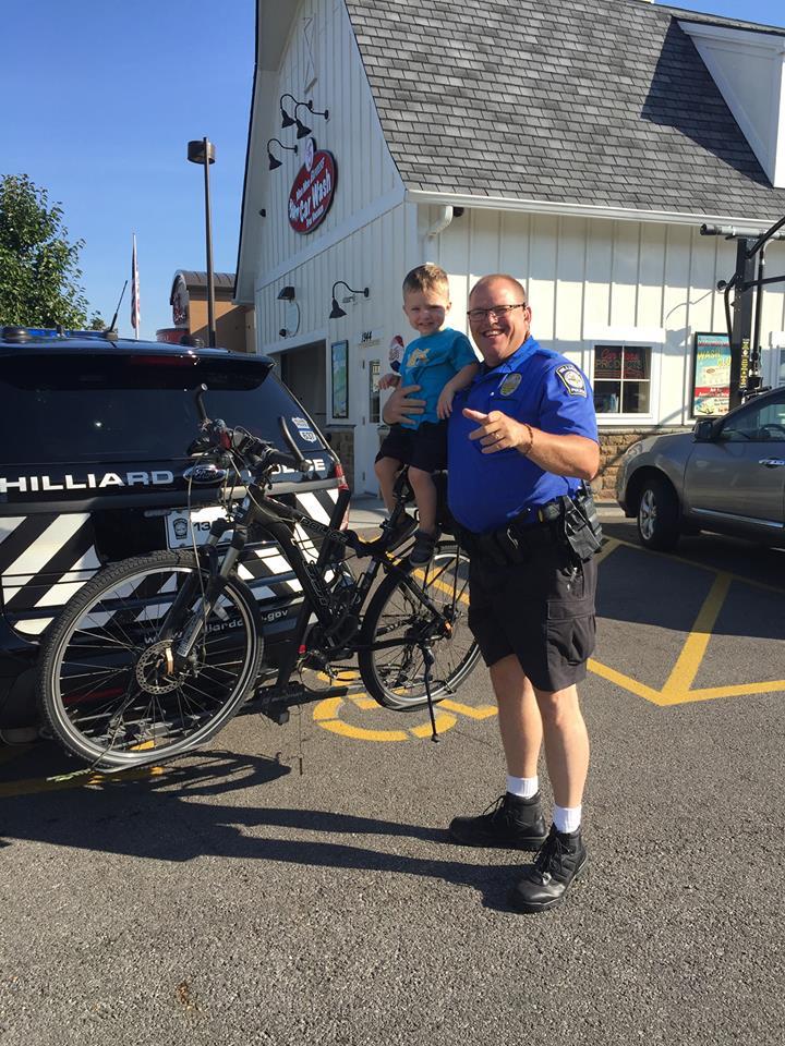 hilliard police