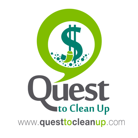 quest to clean up