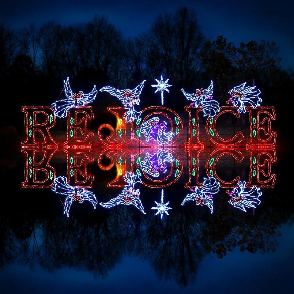 Photo Source: Butch Bando's Fantasy of Lights Facebook Page