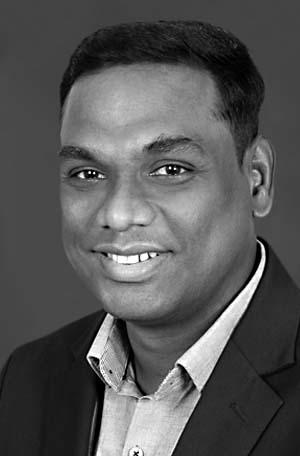 Nithyanand Natarajan  Senior Manager Operations