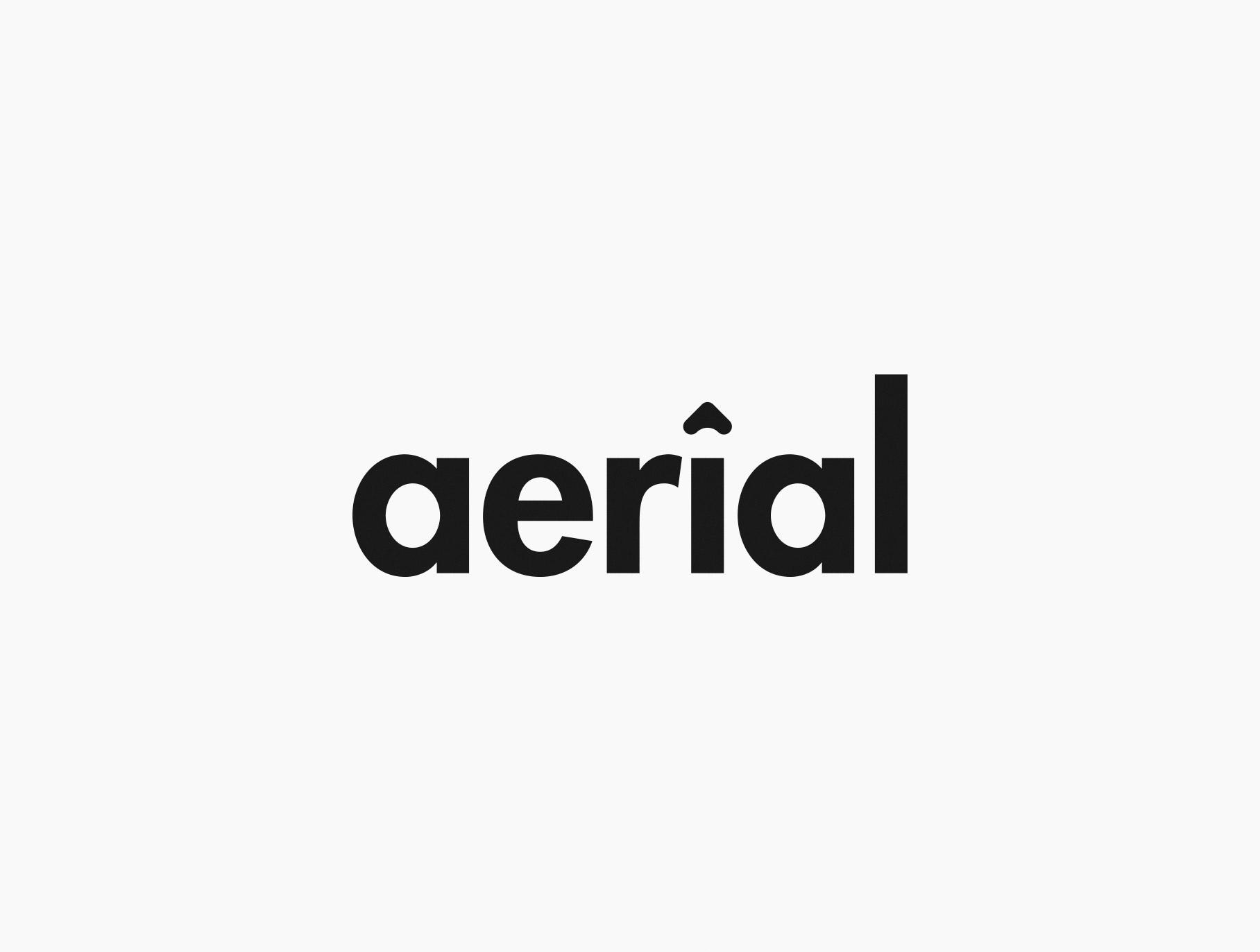 Aerial — W/