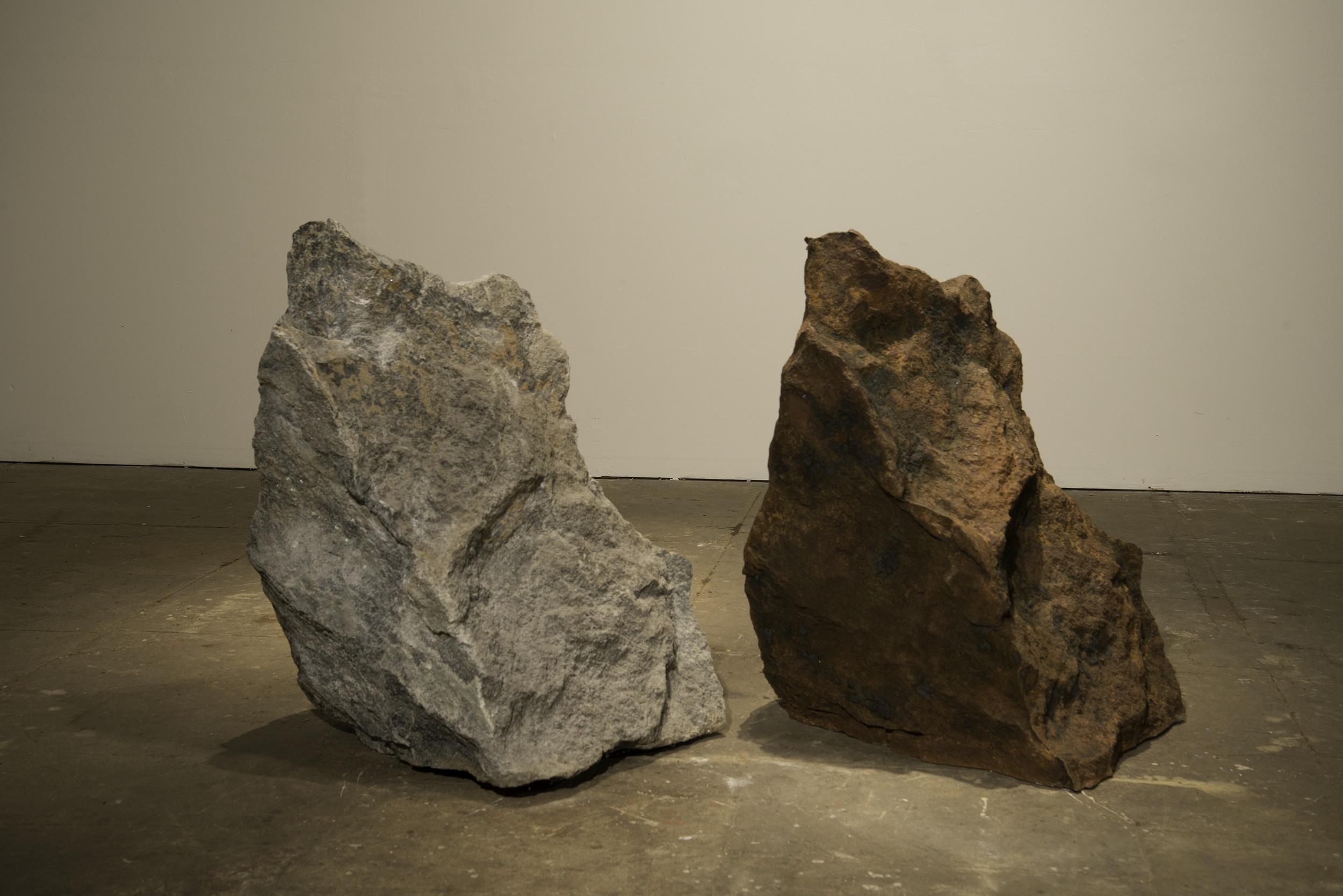 Split Boulder I / Boulder and Iron  2012-13