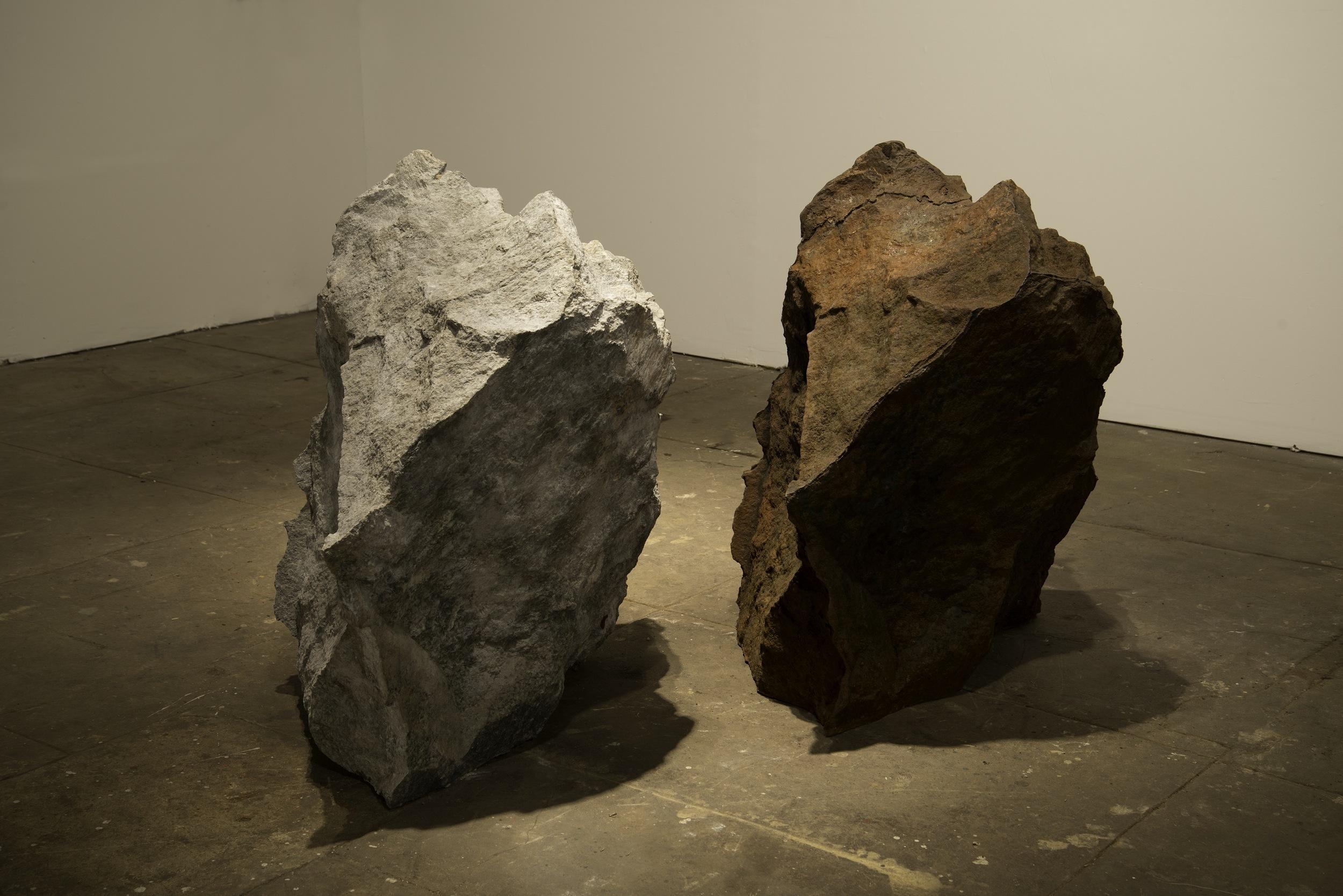 Split Boulder III / Boulder and Iron  2012-13