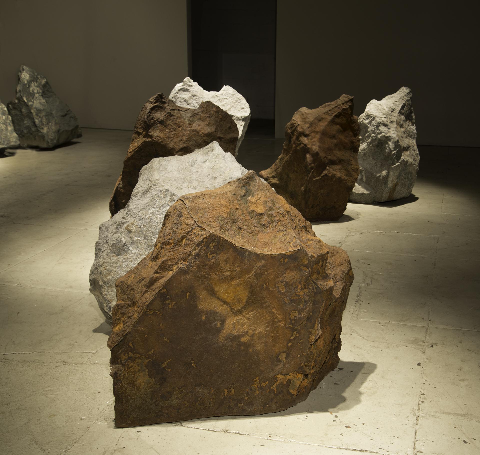 Split Boulder / Boulder and Iron  2012-13