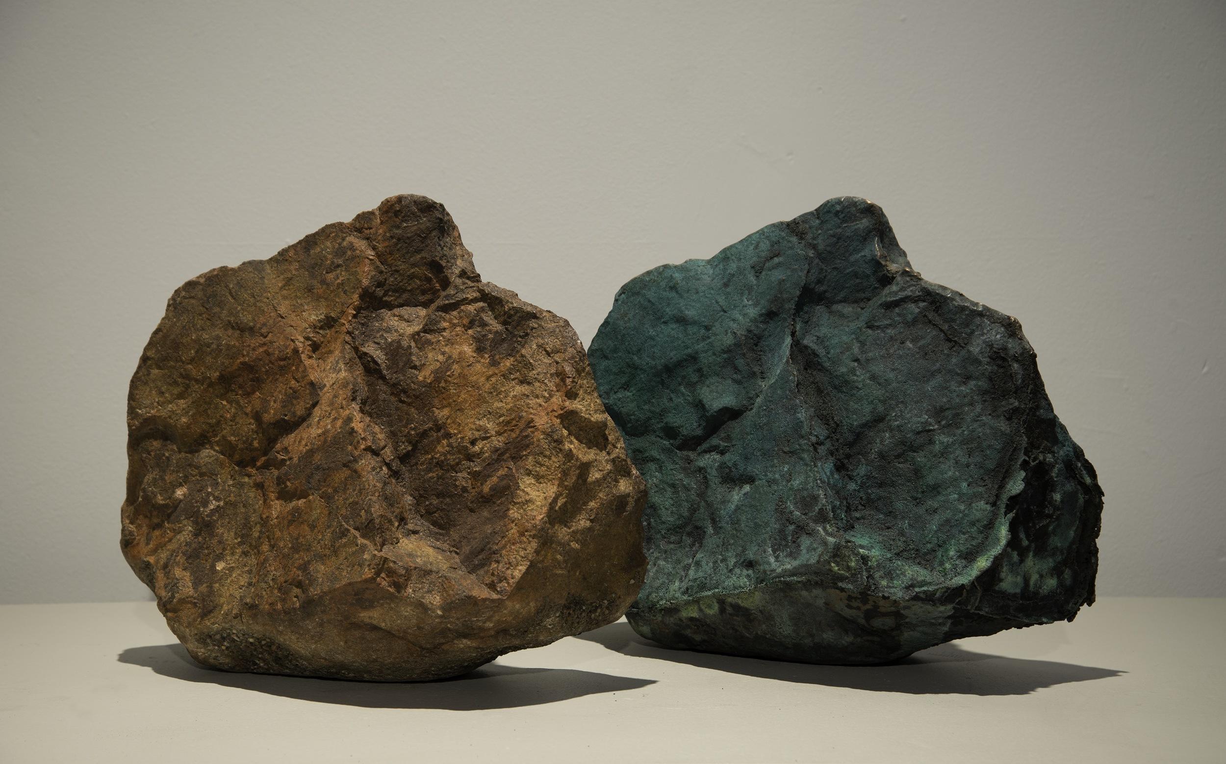 Split Rock - Pink Granite  2002